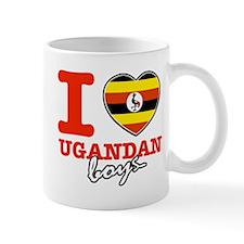 I love Ugandan Boys Mug