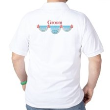 Patriotic Groom T-Shirt