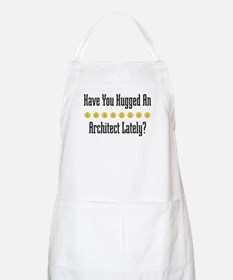 Hugged Architect BBQ Apron