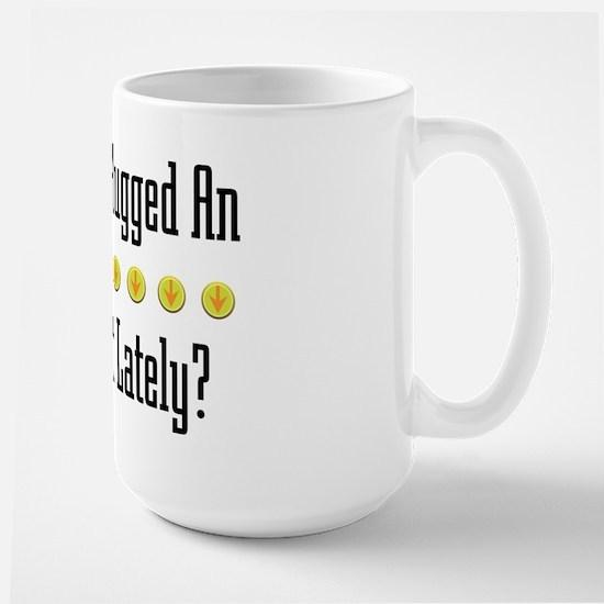 Hugged Architect Large Mug
