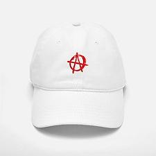 Anarchy Baseball Baseball Cap