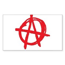 Anarchy Rectangle Decal