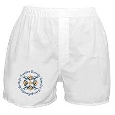 Cute Sweden Boxer Shorts