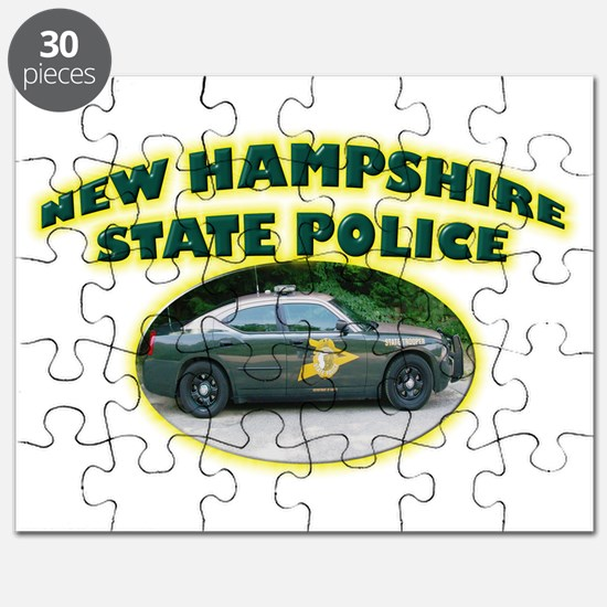 New Hampshire State Police Puzzle