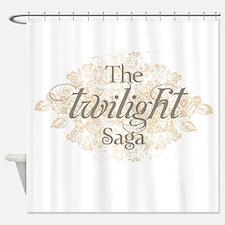 Cute Twilight jacob Shower Curtain