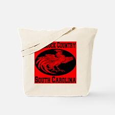 Gamecock Country South Carolina Tote Bag