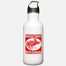 Gamecock Country SC Water Bottle