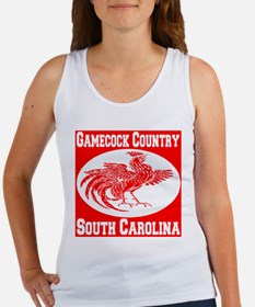 Gamecock Country SC Women's Tank Top