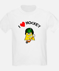T-Shirts with there favorite sport