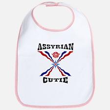 Assyrian Cutie Bib