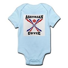 Assyrian Cutie Infant Creeper
