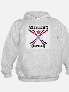 Assyrian Cutie Hoodie