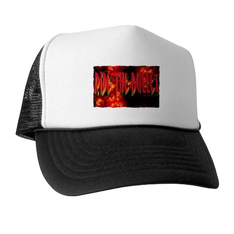 ride the bullet Trucker Hat