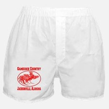 Gamecock Country Jacksonville, Alabama Boxer Short