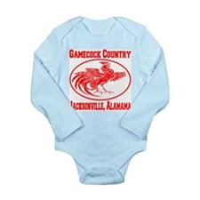 Gamecock Country Jacksonville, Alabama Long Sleeve