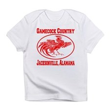 Gamecock Country Jacksonville, Alabama Infant T-Sh