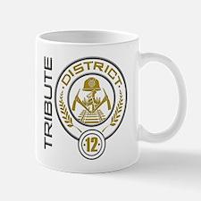 District 12 TRIBUTE Mug