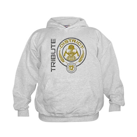 District 12 TRIBUTE Kids Hoodie