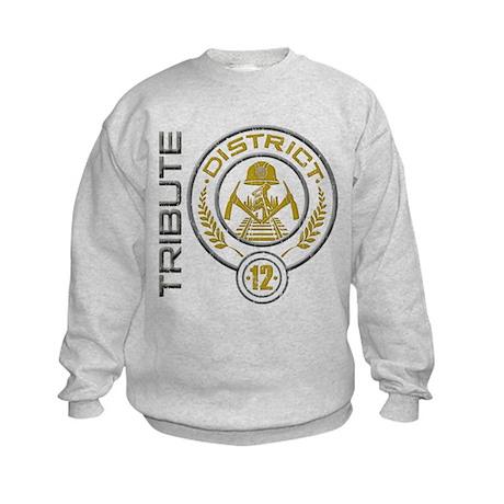 District 12 TRIBUTE Kids Sweatshirt