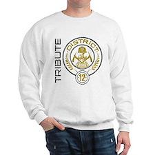District 12 TRIBUTE Sweatshirt