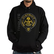 District 12 TRIBUTE Hoodie