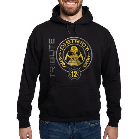 District 12 TRIBUTE Hoodie (dark)