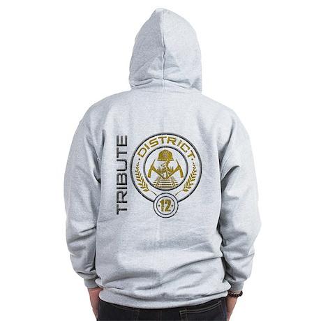 District 12 TRIBUTE Zip Hoodie