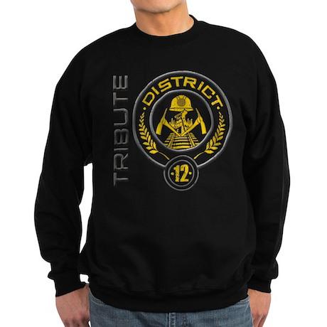 District 12 TRIBUTE Sweatshirt (dark)