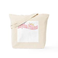 Assyrian Princess Tote Bag