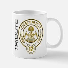 TRIBUTE - District 12 Mug