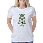 Park Ranger   Bigfoot Organic Women's T-Shirt (dar