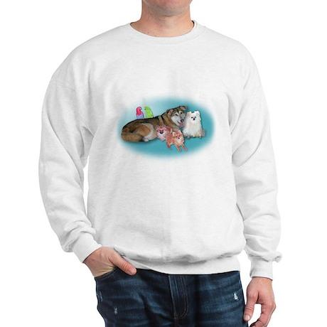 Mike & Trish's Family Sweatshirt