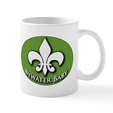Bywater Baby Fleur-De-Lis Mug