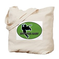 Bywater Baby Angel Tote Bag
