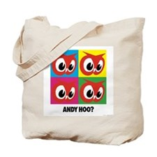 R.O. Andy Tote Bag