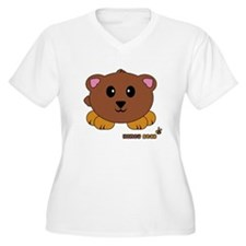 Honey Bear Pudgie Pet T-Shirt