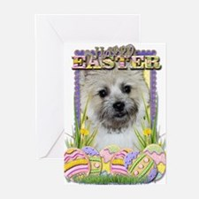 Easter Egg Cookies - Cairn Greeting Cards (Pk of 2