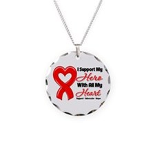 Blood Cancer Support Necklace