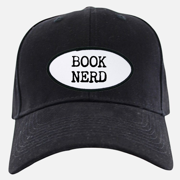 Book Nerd Baseball Hat
