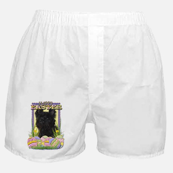 Easter Egg Cookies - Cairn Boxer Shorts