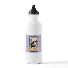 Easter Egg Cookies - Bulldog Water Bottle