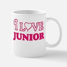I Love Junior Mugs