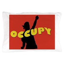 Occupy Daze Pillow Case