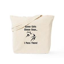 Run Pass Boys Tote Bag