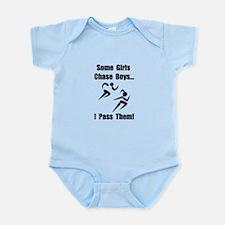 Run Pass Boys Infant Bodysuit