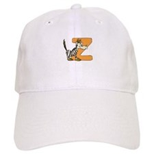 Z Is For Zebra Baseball Cap