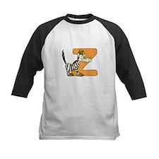 Z Is For Zebra Tee