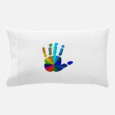 Hand Pillow Case