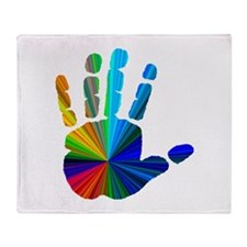 Hand Throw Blanket