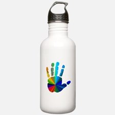 Hand Water Bottle